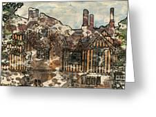 Ightham Mote Greeting Card