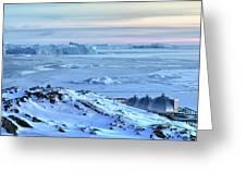 Ilulissat - Greenland Greeting Card