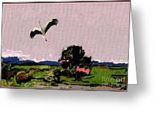 In The Field 29 Greeting Card