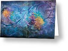 Infinity Of Wonders Greeting Card