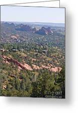 Intemann Nature Trail Greeting Card