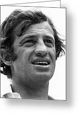 Jean-paul Belmondo, Love Is A Funny Thing Old Tucson Arizona 1969 Greeting Card