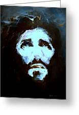 Jesus - 4 Greeting Card