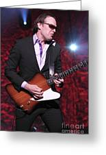 Joe Bonamassa Greeting Card