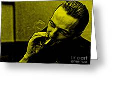 Joe Strummer Collection Greeting Card