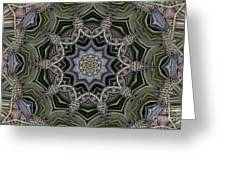 Kaleidoscope 96 Greeting Card