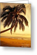 Kamaole Beach Greeting Card
