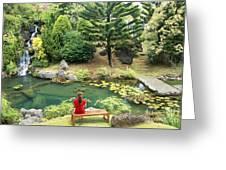 Kauai, Kilauea Greeting Card