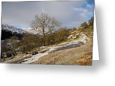 Keld To Muker Greeting Card