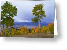Kenosha Pass Greeting Card