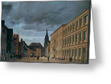 Klosterstrasse Greeting Card