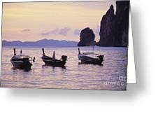 Koh Phi Phi Greeting Card