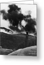 Korean War: Bunker Hill Greeting Card