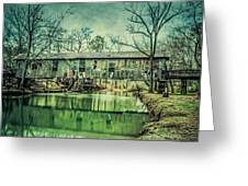 Kymulga Covered Bridge Greeting Card