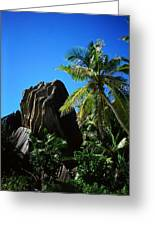 La Digue Island - Seychelles Greeting Card