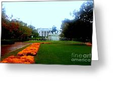 Lafayette Park Greeting Card