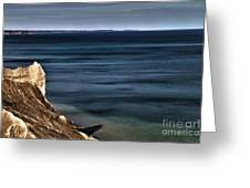 Lake Ontario At Sodus Bay Greeting Card