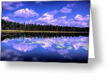 Lake Skaistes Greeting Card