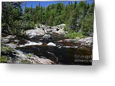 Lake Superior Provincial Park Greeting Card