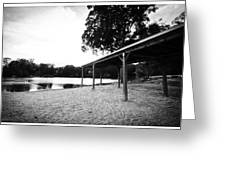 Lake Waubeeka  Greeting Card