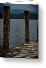 Lake Windermere Cumbria Greeting Card