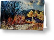 Landscape 56011031 Greeting Card