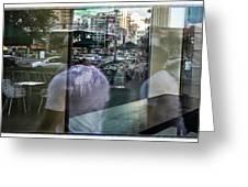 Las Vegas Strip 0312 Greeting Card