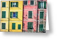 Life In Color Greeting Card