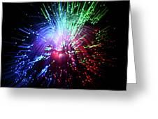 Light Burst-1 Greeting Card