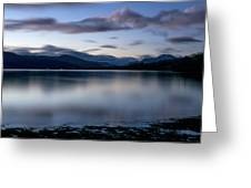 Loch Lomond Greeting Card