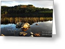Loch Lundie Greeting Card
