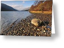 Loch Voil Greeting Card