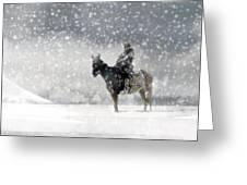 Longest Winter Greeting Card