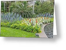 Longwood Gardens Conservatory  Greeting Card