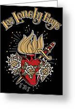 Los Lonely Boys Greeting Card