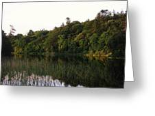 Lough Gill Co Sligo Ireland Greeting Card
