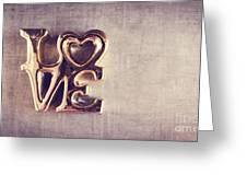 Love 2 Greeting Card