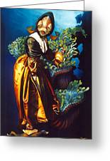 Love Thine Anemone Greeting Card by Patrick Anthony Pierson
