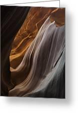 Lower Antelope Canyon 2199 Greeting Card