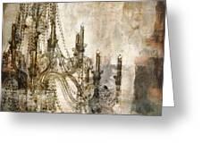 Lumieres Greeting Card
