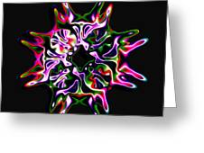 Luxe 3 Greeting Card