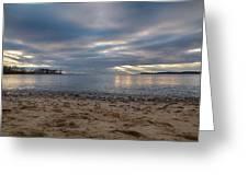 Mackerel Cove Greeting Card