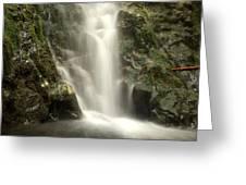 Madison Falls 2 Greeting Card