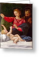 Madonna Of Loreto Greeting Card
