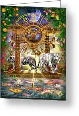Magical Moment In Time Greeting Card