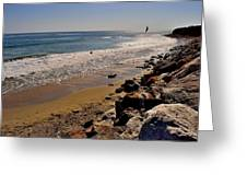 Malibu, Ca Greeting Card