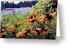 Manitoulin Shores Greeting Card