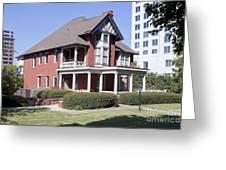 Margaret Mitchell House In Atlanta Georgia Greeting Card