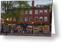 Market Square Greeting Card