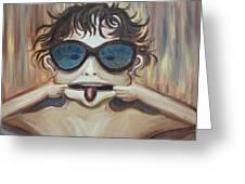 Matt Molleur Greeting Card by Suzanne  Marie Leclair